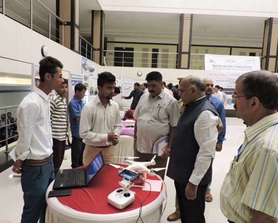 Exhibition at Assam Administrative Staff College.